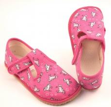 Zvětšit Barefoot papuče  koník