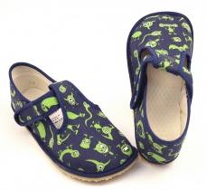 Zvětšit Barefoot papuče Příšerky