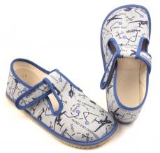Zvětšit Barefoot papuče Letadla