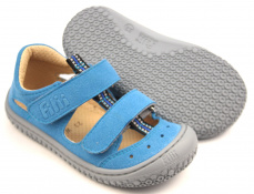 Zvětšit Filii barefoot W - Kaiman vegan Turquoise