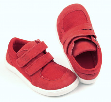 Zvětšit Baby Bare Shoes Febo Sneakers Red