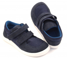 Zvětšit Baby Bare Shoes Febo Sneakers Navy