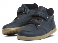 Bobux Timber Boot Navy I-walk