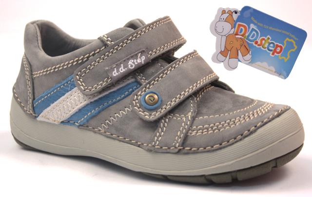 05ffc05fa06 Vlastnosti dětské obuvi značky D.D.step