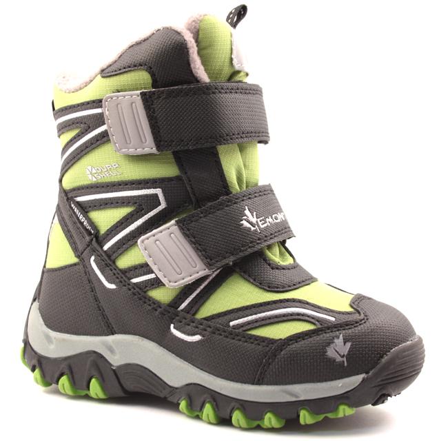 aa7e7c3a65a Vemont-dětská zimní obuv na pořádnou zimu.
